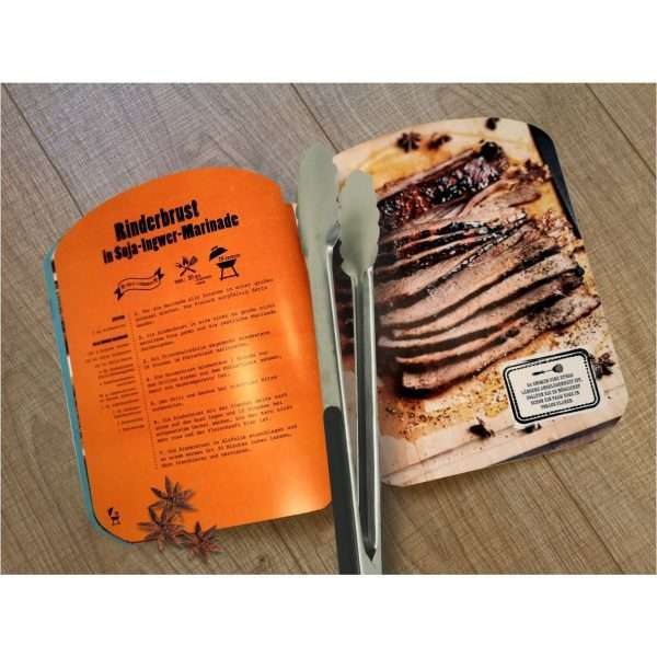 18039 Grillbuch Man(n) grillt so! Seite AV Andrea Verlag andrea-geschenke.de!