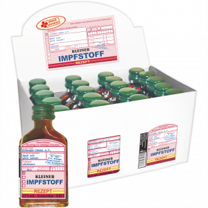 20er-Box-Kleiner-Corona-Impfstoff-Corona-Humormedizin-Kraeuter-Likoer-4-Motive-andrea-geschenke.de-AV-Andrea-Verlag-Humor-Apotheke