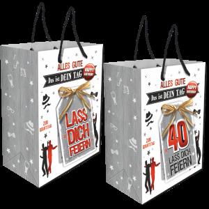 2Stk.-edle-Geschenktueten-Serie-Alles-Gute-Das-ist-Dein-Tag-hochwertige-Geschenktaschen-mit-Glueckwunschkarte-mit-Bastschleife-fuer-Maenner-40-neutral-Andrea-Verlag-andrea-verlag.de