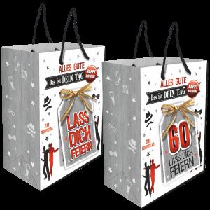 2Stk.-edle-Geschenktueten-Serie-Alles-Gute-Das-ist-Dein-Tag-hochwertige-Geschenktaschen-mit-Glueckwunschkarte-mit-Bastschleife-fuer-Maenner-60-neutral-Andrea-Verlag-andrea-verlag.de