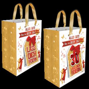 2Stk.-edle-Geschenktueten-Serie-Alles-Gute-Das-ist-Dein-Tag-hochwertige-Geschenktaschen-mit-Glueckwunschkarte-mit-Schleife-fuer-Frauen-30-neutral-Andrea-Verlag-andrea-verlag.de