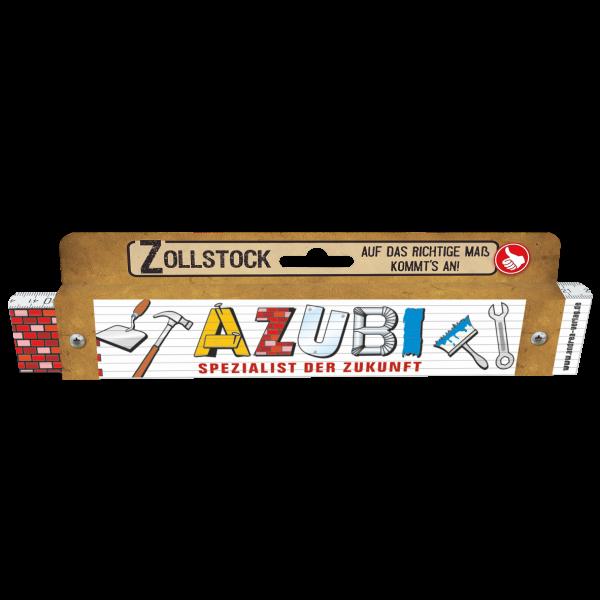 30044 Zollstock Azubi Spezialist der Zukunft Pappe AV Andrea Verlag andrea-geschenke.de!