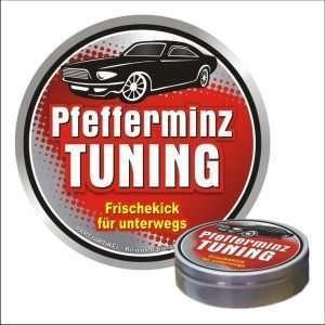 32532 Pfefferminzbonbons Pfefferminz-Tuning Frischekick für unterwegs AV Andrea Verlag andrea-geschenke.de!