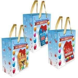 3stk.-edle-Geschenktueten-Serie-Zum-Geburtstag-Geschenktaschen-papiertuete-Tasche-mit-Glueckwunschkarte-AV-Andrea-Verlag-andrea-geschenke.de