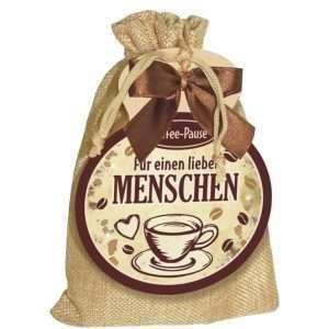 40026 Kaffeesäckchen Für einen lieben Menschen AV Andrea Verlag andrea-geschenke.de!