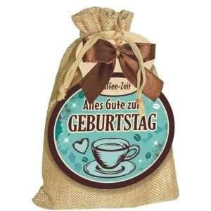 40027 Kaffeesäckchen Zum Geburtstag AV Andrea Verlag andrea-geschenke.de!