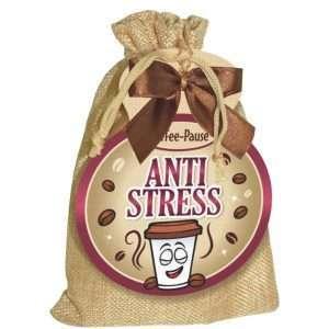 40029 Kaffeesäckchen Anti Stress AV Andrea Verlag andrea-geschenke.de!