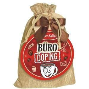 40030 Kaffeesäckchen Büro Doping AV Andrea Verlag andrea-geschenke.de!