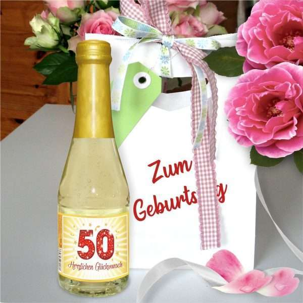 57025 Piccolo Herzlichen Glückwunsch 50 Bild AV Andrea Verlag andrea-geschenke.de!