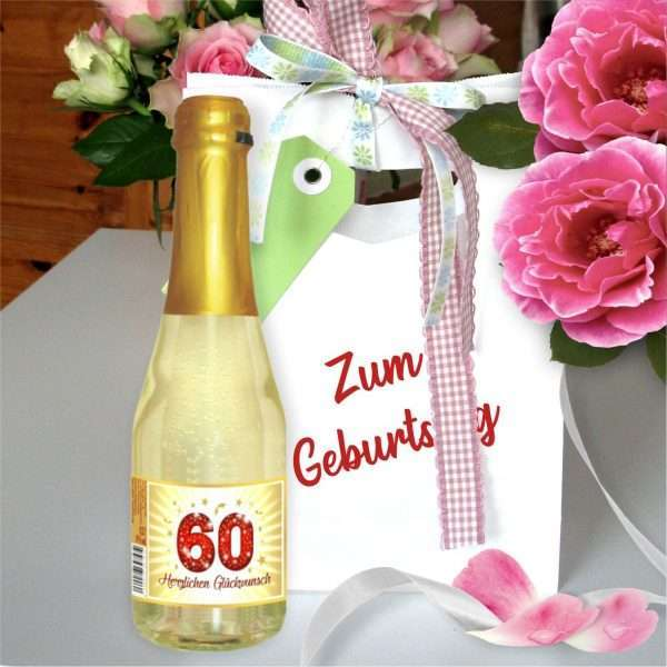 57026 Piccolo Herzlichen Glückwunsch 60 Bild AV Andrea Verlag andrea-geschenke.de!
