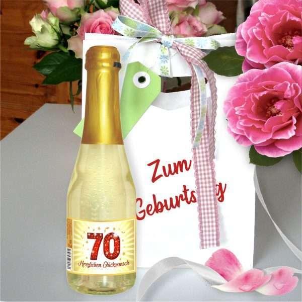 57027 Piccolo Herzlichen Glückwunsch 70 Bild AV Andrea Verlag andrea-geschenke.de!