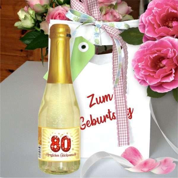 57028 Piccolo Herzlichen Glückwunsch 80 Bild AV Andrea Verlag andrea-geschenke.de!