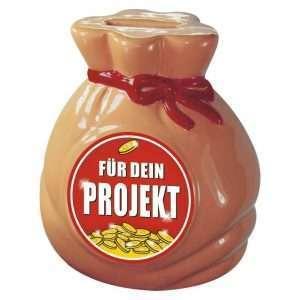 60164 Spardose Sparbüchse Sparschwein Geldsack Für dein Projekt
