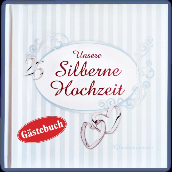 Album-Gaestebuch-Unsere-Silberne-Hochzeit-Fotoalbum-Geschenke-zur-Silbernen-Hochzeit-AV-Andrea-Verlag-andrea-geschenke.de