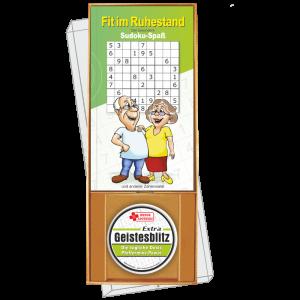 Buch-Fit-im-Ruhestand-Sudoku-Ratespass-Geschenkset-Senioren-Alter-Geschenk-zum-Geburtstag-Rentner-Ruhestand-Set-Pfefferminzbonbons-AV-Andrea-Verlag-andrea-geschenke.de