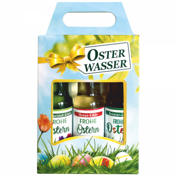 Dreier-Likoerbox-Osterwasser-mit-Likoer-gemischt-Geschenkidee-zu-Ostern-AV-Andrea-Verlag-andrea-geschenke.de