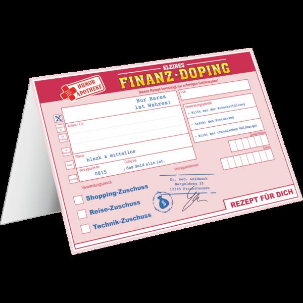 Finanzdoping-Glueckwunschkarte-Geldgeschenk-Finanzspritze-Karte-fuer-Geldgeschenk-AV-Andrea-Verlag-andrea-geschenke.de