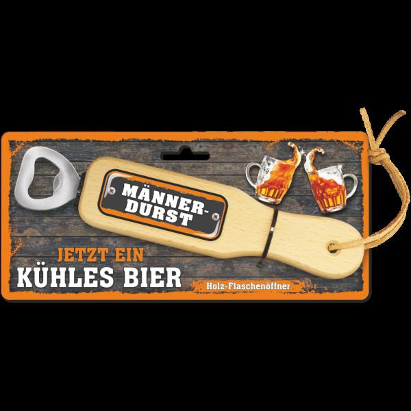 Flaschenoeffner-Maennerdurst-Maennertag-Herrentag-Vatertag-Kuehles-Bier-Holzflaschenoeffner-AV-andrea-geschenke.de