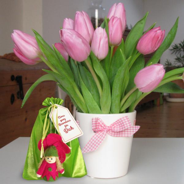 Geschenkbeutel-mit-Blumenmaedchen-Vierer-Set-zum-Selbstbefuellen-Geschenkverpackung-fuer-Frauen-Aktion-AV-Andrea-Verlag-andrea-verlag.de