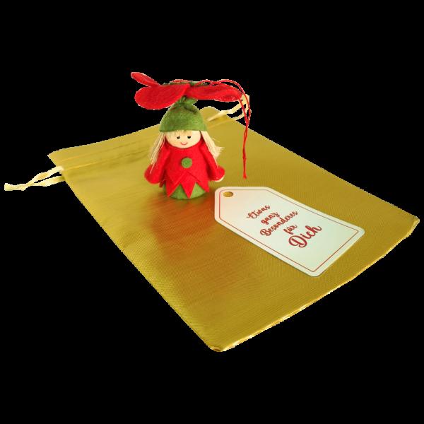 Geschenkbeutel-mit-Blumenmaedchen-Zweier-Set-rot-gruen-zum-Selbstbefuellen-Geschenkverpackung-fuer-Frauen-zum-Geburtstag-zu-Ostern-einzeln-AV-Andrea-Verlag-andrea-verlag.de