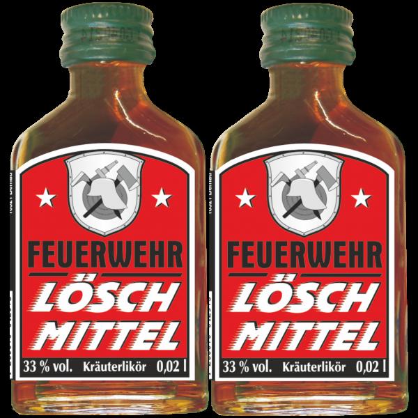 Geschenkebox-Feuerwehrmaenner-Immer-im-Einsatz-mit-Kraeuterlikoer-zwei-Flaschen-AV-Andrea-Verlag-andrea-geschenke.de