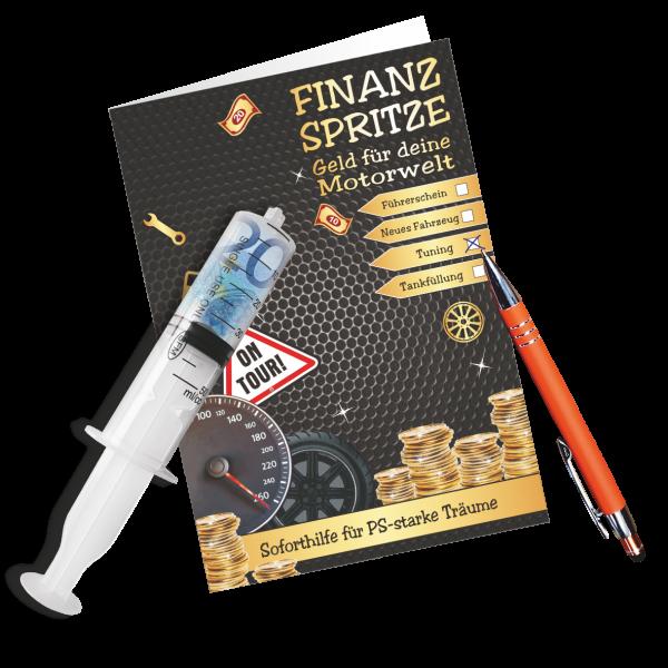 Geschenkkarte-Finanzspritze-Glueckwunschkarte-Geldgeschenk-fuer-deine-Motorwelt-Set-AV-Andrea-Verlag-andrea-geschenke.de