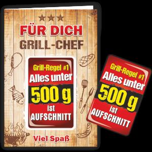 Geschenkkarte-Magnet-Glueckwunschkarte-Magnetkarte-Grillchef-AV-Andrea-Verlag-andrea-geschenke.de