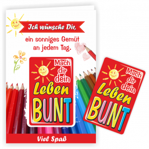 Geschenkkarte-Magnet-Glueckwunschkarte-Magnetkarte-Leben-bunt-AV-Andrea-Verlag-andrea-geschenke.de