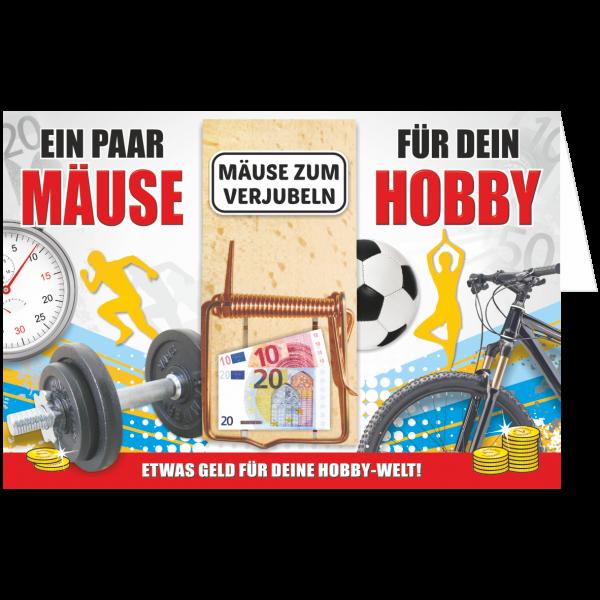 Geschenkkarte-Mausefalle-Glueckwunschkarte-Geldgeschenk-Hobby-AV-Andrea-Verlag-andrea-geschenke.de