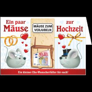 Geschenkkarte-Mausefalle-Glueckwunschkarte-Geldgeschenk-Hochzeit-AV-Andrea-Verlag-andrea-geschenke.de
