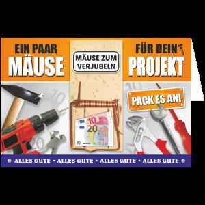 Geschenkkarte-Mausefalle-Glueckwunschkarte-Geldgeschenk-Projekt-AV-Andrea-Verlag-andrea-geschenke.de