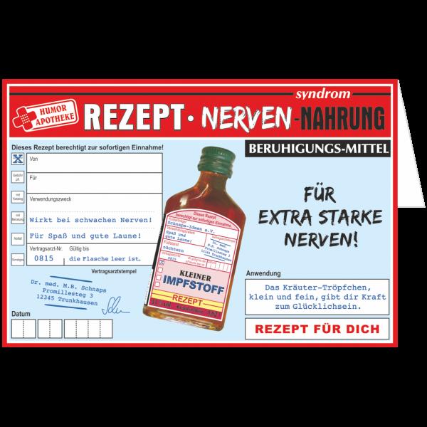 Geschenkkarte-Rezept-Glueckwunschkarte-Kraeuterlikoer-Nerven-Nahrung-AV-Andrea-Verlag-andrea-geschenke.de