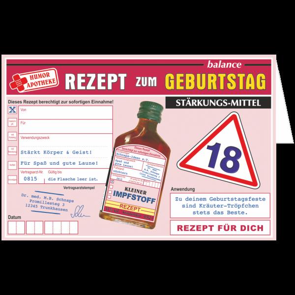 Geschenkkarte-Rezept-Glueckwunschkarte-Kraeuterlikoer-achtzehn-AV-Andrea-Verlag-andrea-geschenke.de