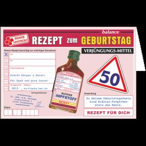 Geschenkkarte-Rezept-Glueckwunschkarte-Kraeuterlikoer-fuenfzig-AV-Andrea-Verlag-andrea-geschenke.de