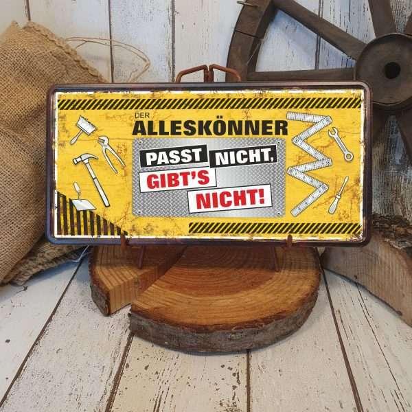 Handwerker-Alleskoenner-Heimwerker-Metallschild-Blechschild-Maennergeschenk-AV-Andrea-Verlag-andrea-geschenke.de1