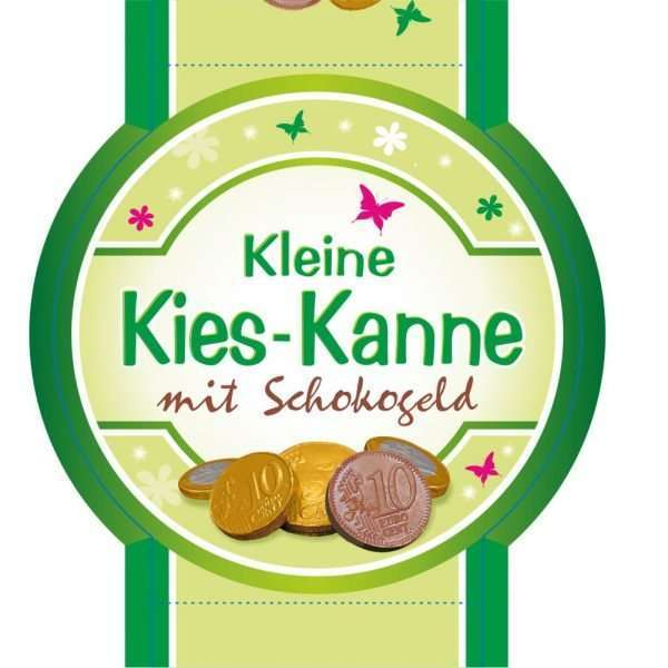Kieskanne-Geldkanne-Giesskanne-Geld-verschenken-Blumenkanne-Schokogeld-gruen-AV-Andrea-Verlag-andrea-geschenke.de