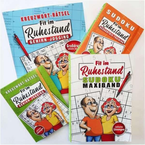 Kreuzwortraetsel-Sudoku-Fit-im-Ruhestand-Rentner-Senioren-Raetsel-Raten-Gehirn-Jogging-andrea-geschenke.de
