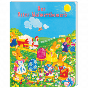 Oster-Pappbuch-Der-Oster-Malwettbewerb-Kinderpappbuch-zum-Osterfest-Geschenkidee-AV-Andrea-Verlag-Andrea-verlag.de