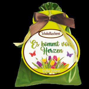 Schoko-Taftsaeckchen-Es-kommt-von-Herzen-Frohe-Ostern-mit-Schokolade-Schokoladengeschenk-zum-Osterfest-AV-Andrea-Verlag-andrea-geschenke.de