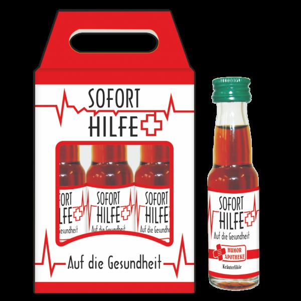 Soforthilfe-Box-3-Kraeuterlikoer-Humorapotheke-Humor-Alles-Gute-Auf-die-Gesundheit-Gesundheit-Maennergeschenk-Likoer-Geschenk-andrea-geschenke.de