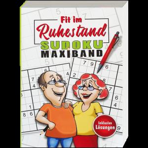 Sudoku-Maxiband-Raten-Raetseln-Rentner-Senioren-Fit-im-Ruhestand-Ratebuch-Raetselbuch-Sammlung-andrea-geschenke.de_