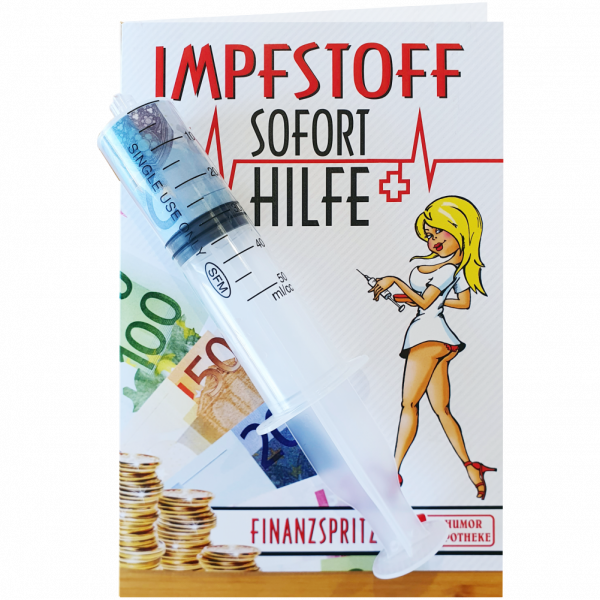 XXL-karte-Impfstoff-Soforthilfe-Finanzspritze-Geldspritze-Finanzhilfe-Spritze-Geld-Geldgeschenk-andrea-geschenke.de