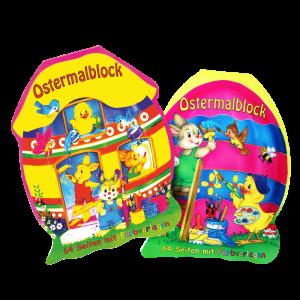 Zweier-Set-Ostermalbloecke-mit-Farbvorlage-beidseitig-Zum-Osterfest-Geschenkidee-AV-Andrea-Verlag-andrea-verlag.de